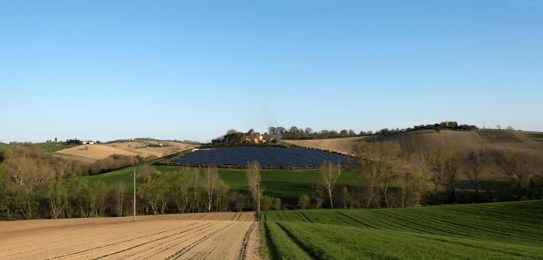 panneau solaire et environnement