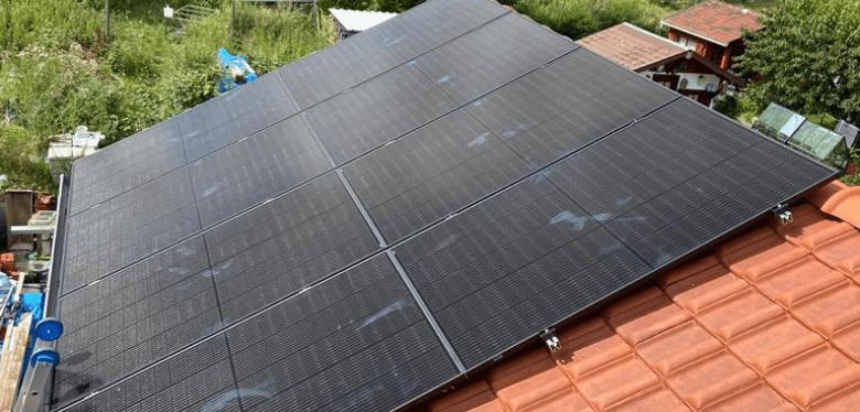 prime pour l'utilisation  de panneaux solaires