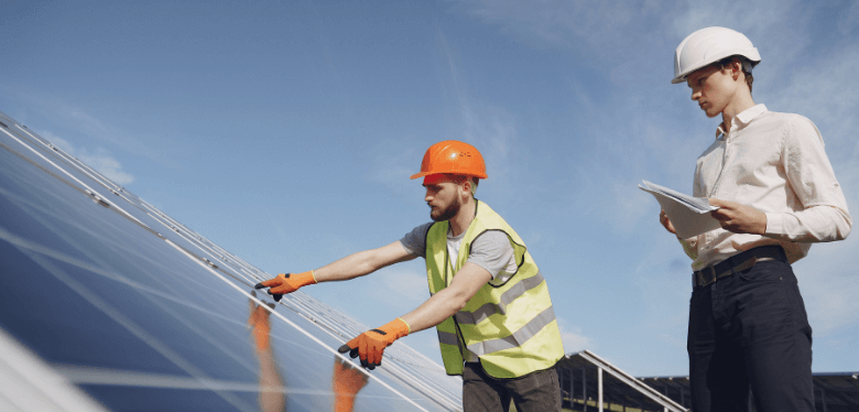 utilité de l'entretien des panneaux solaires